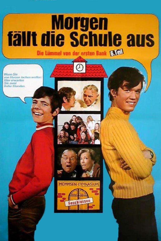Morgen fallt die Schule aus movie poster