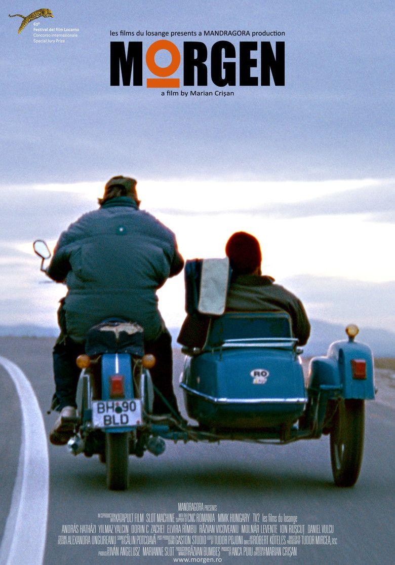 Morgen (film) movie poster