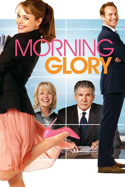 Morning Glory (2010 film) movie poster