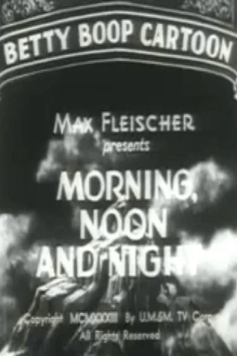 Morning, Noon And Night (1933 Film)