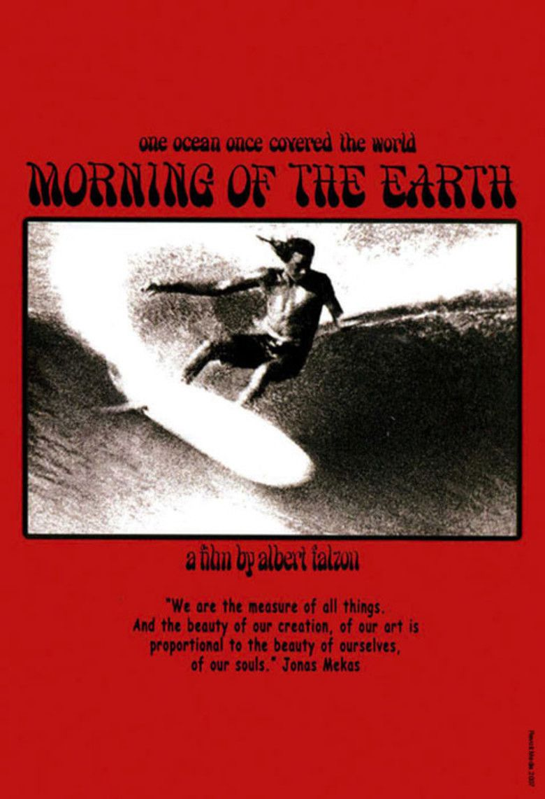 Morning of the Earth movie poster