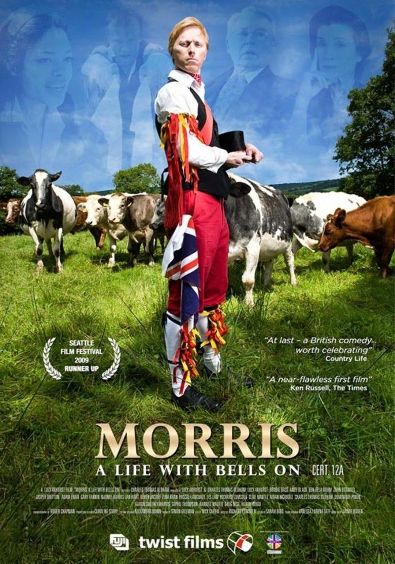 Morris: A Life with Bells On movie poster