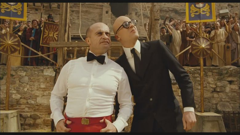 Mortadelo and Filemon Mission: Save the Planet movie scenes