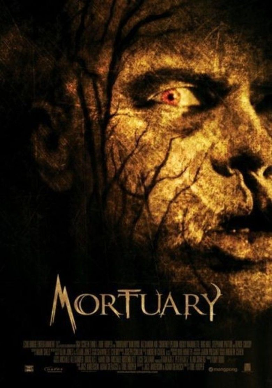 Mortuary (2005 film) movie poster