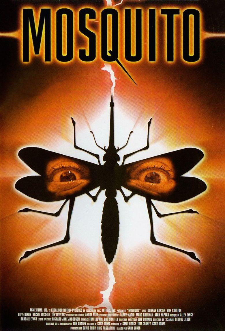 Mosquito (film) movie poster