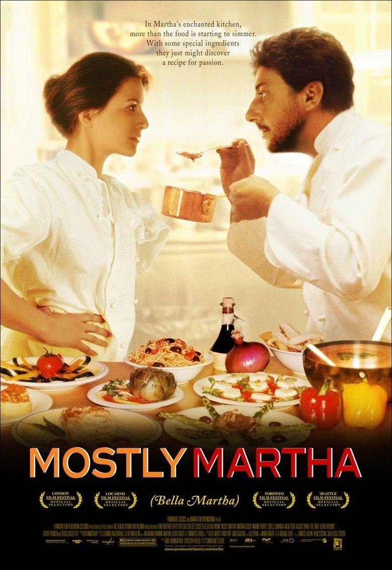 Mostly Martha (film) movie poster