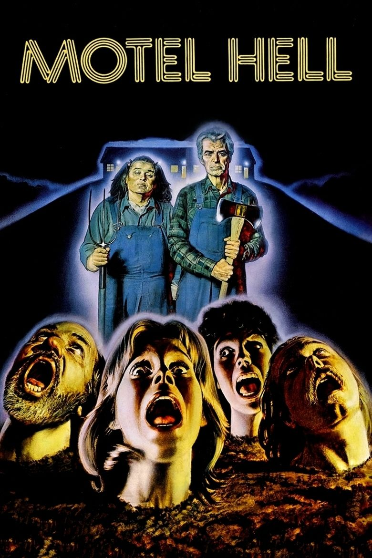 Motel Hell movie poster