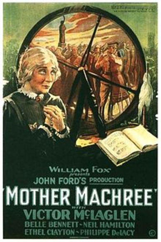 Mother Machree movie poster