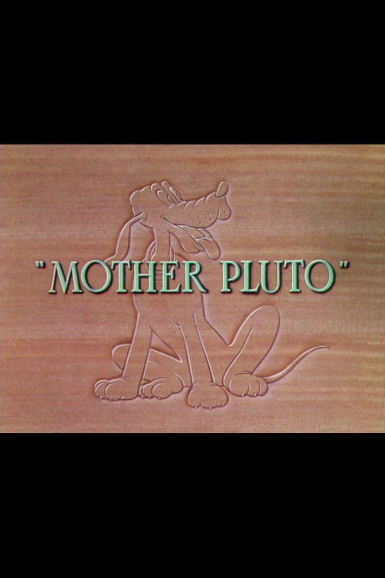 Mother Pluto movie poster