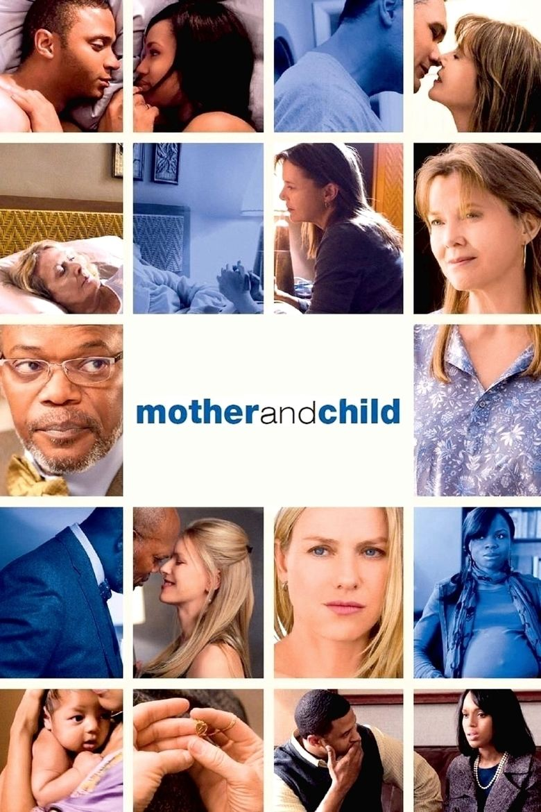 Mother and Child (2009 film) movie poster