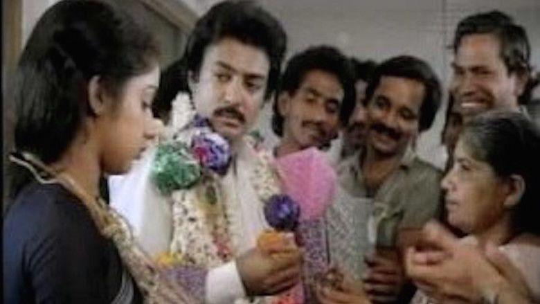 Mouna Ragam movie scenes