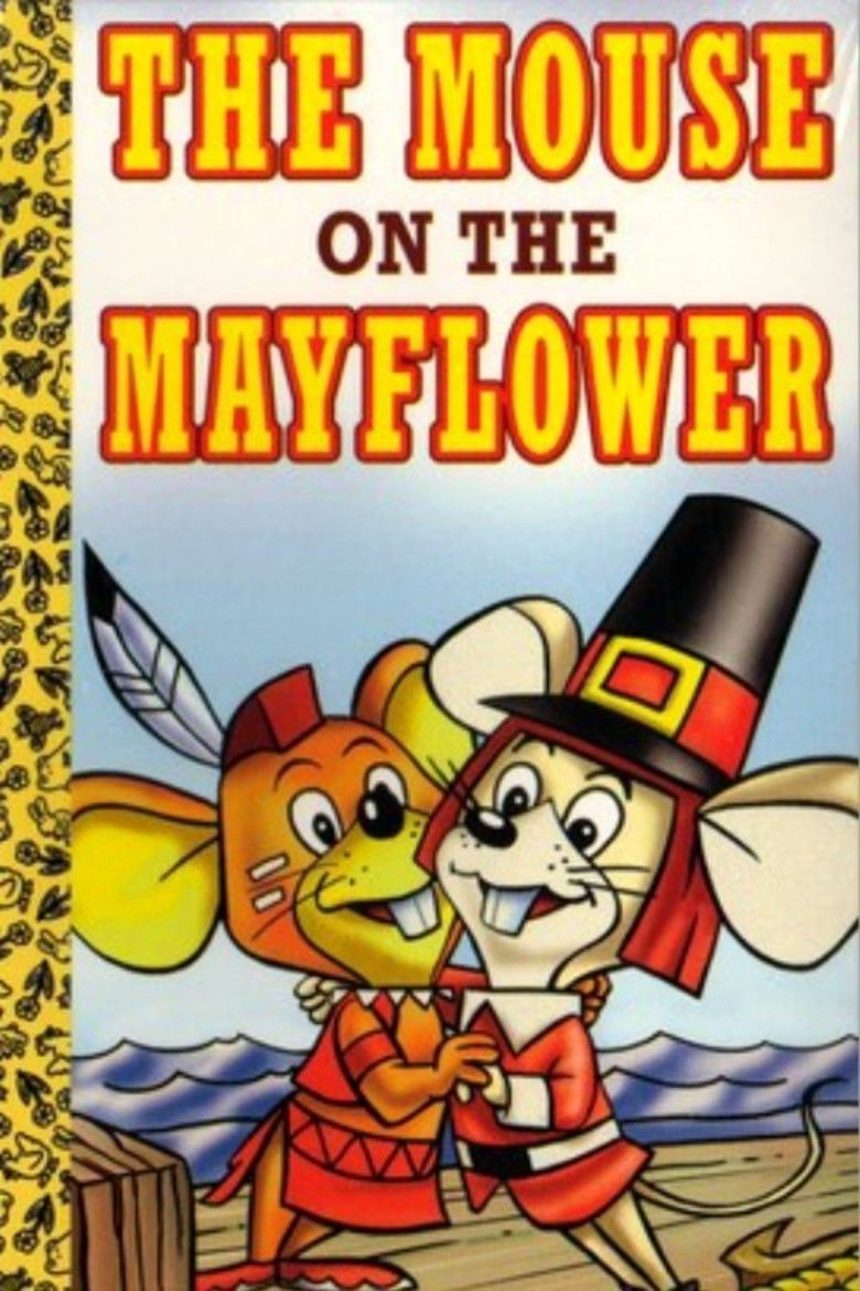Mouse on the Mayflower movie poster