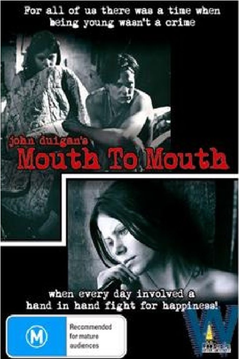 Mouth to Mouth (1978 film) movie poster