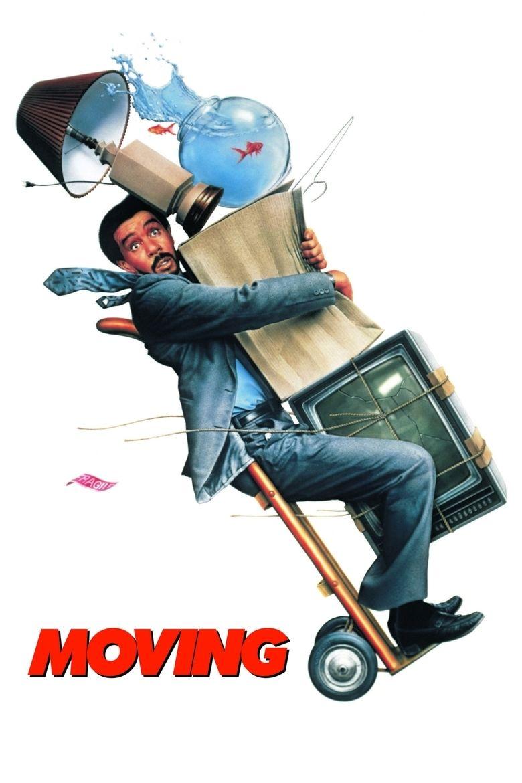 Moving (1988 film) movie poster