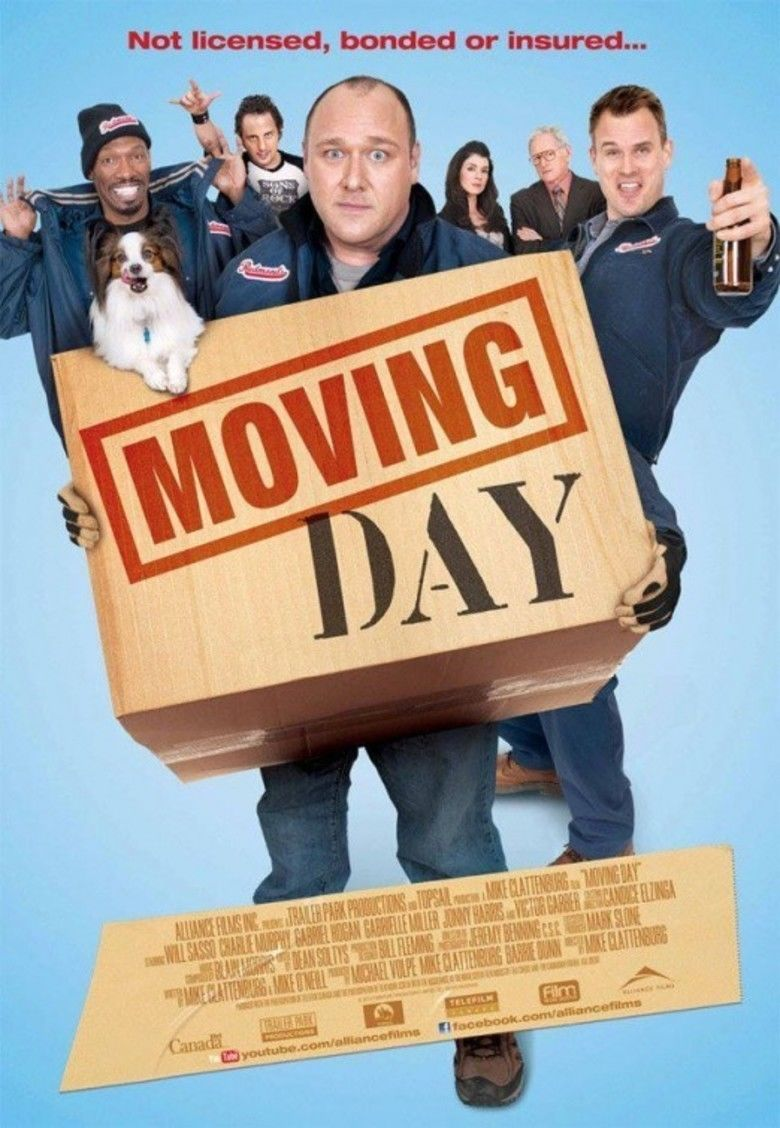Moving Day (2012 film) movie poster