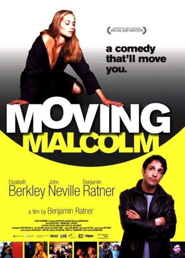 Moving Malcolm movie poster