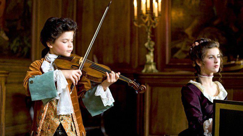 Mozarts Sister movie scenes