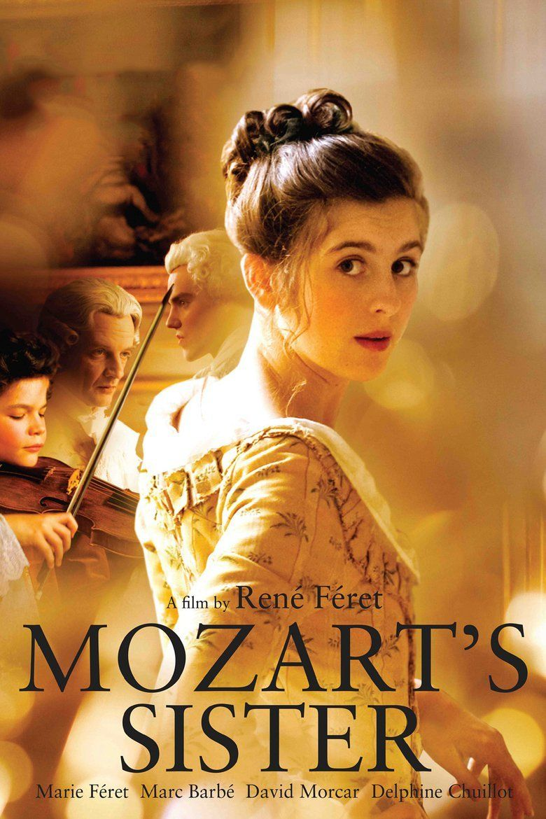 Mozarts Sister movie poster