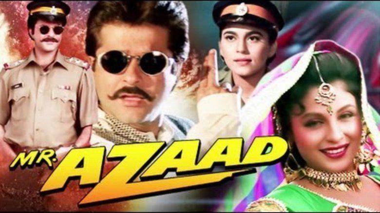 Mr Azaad movie scenes