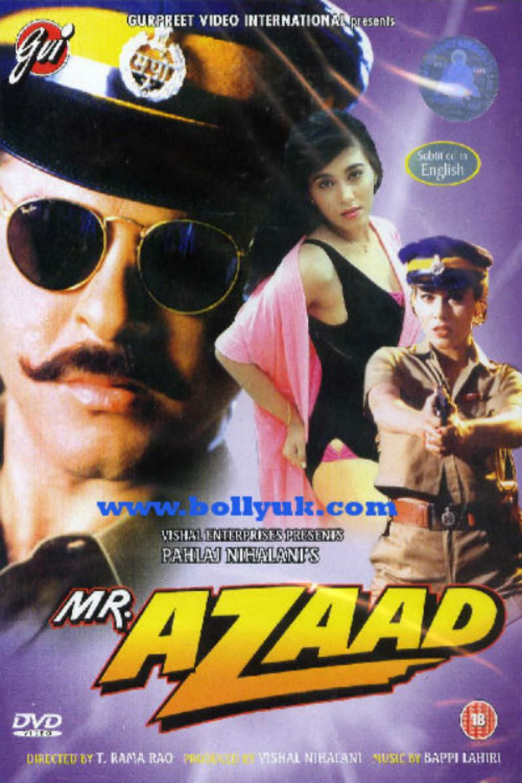 Mr Azaad movie poster