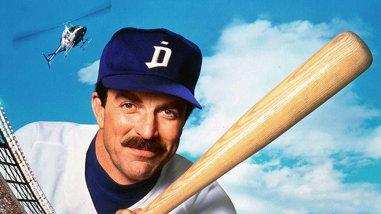 Mr Baseball movie scenes