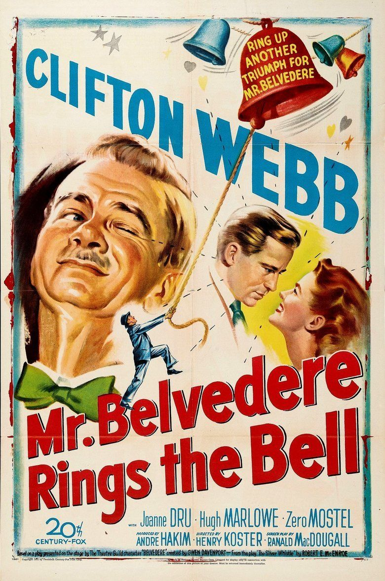 Mr Belvedere Rings the Bell movie poster