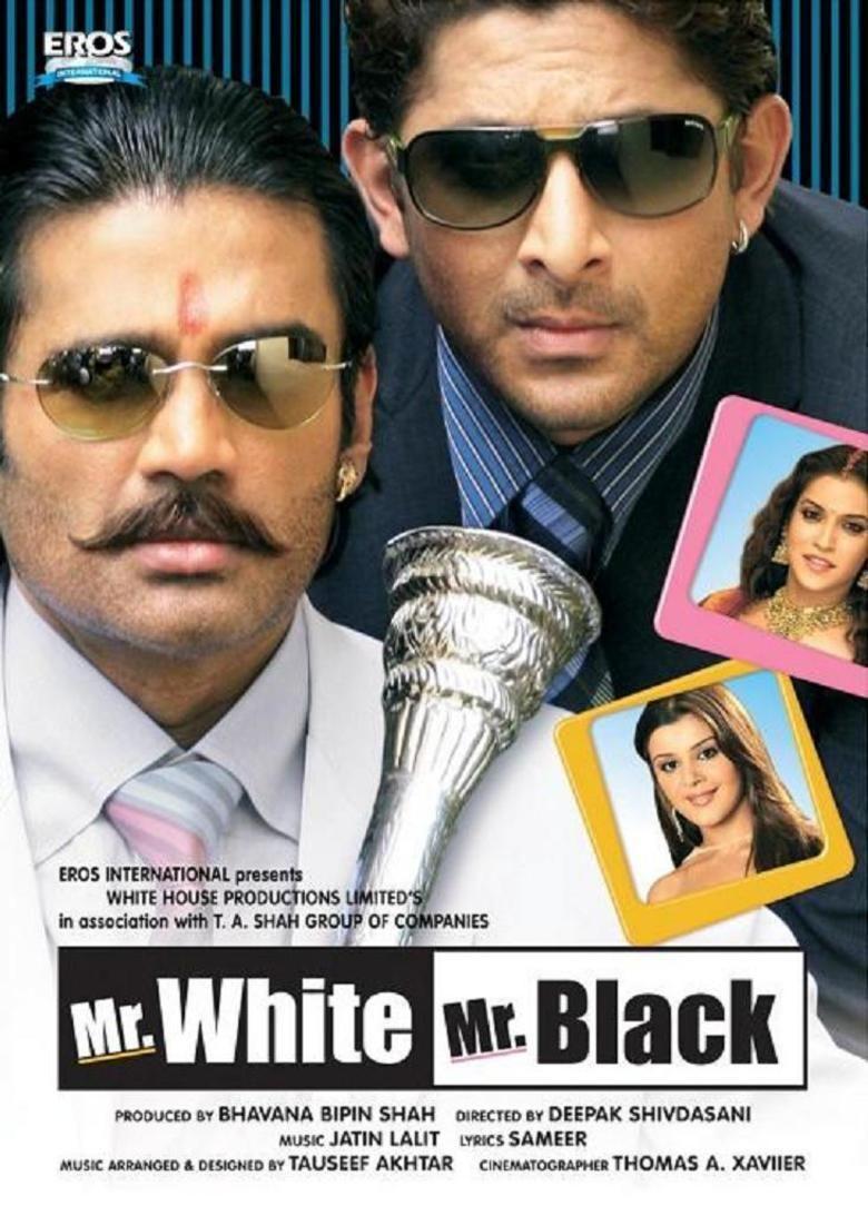 Mr Black Mr White movie poster