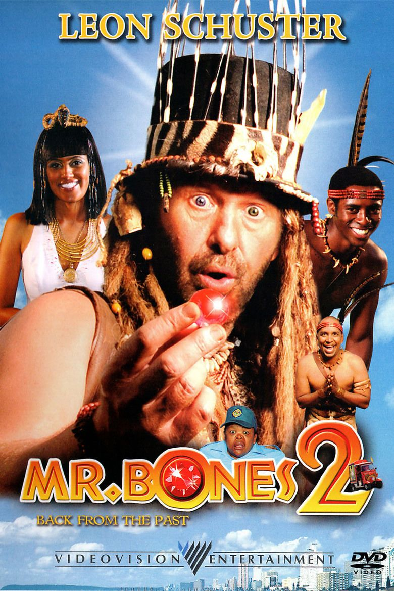 Mr Bones 2: Back from the Past movie poster