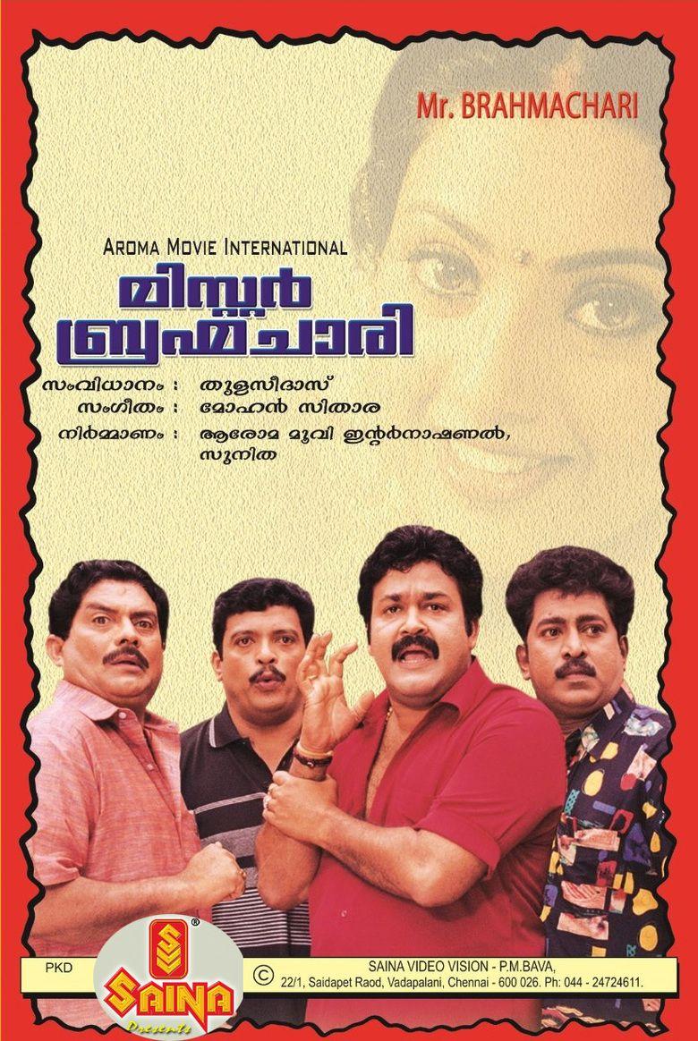 Mr Brahmachari movie poster