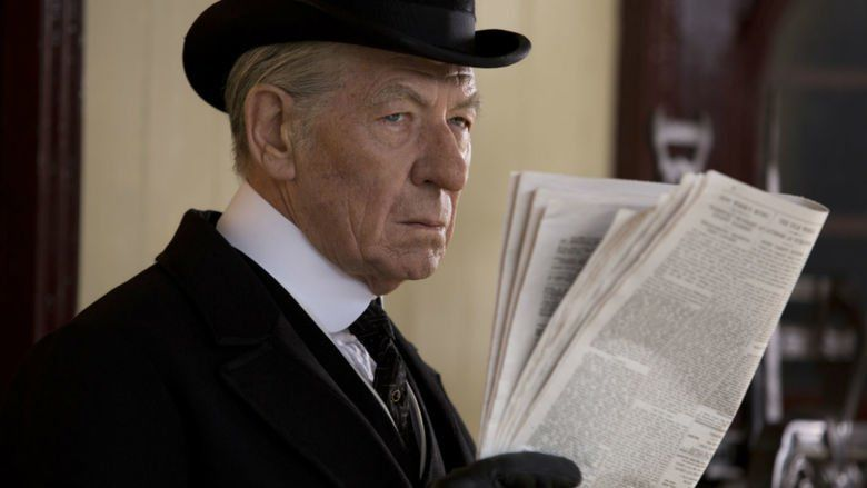 Mr Holmes movie scenes