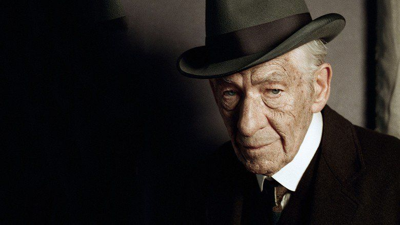 Mr Holmes movie scenes