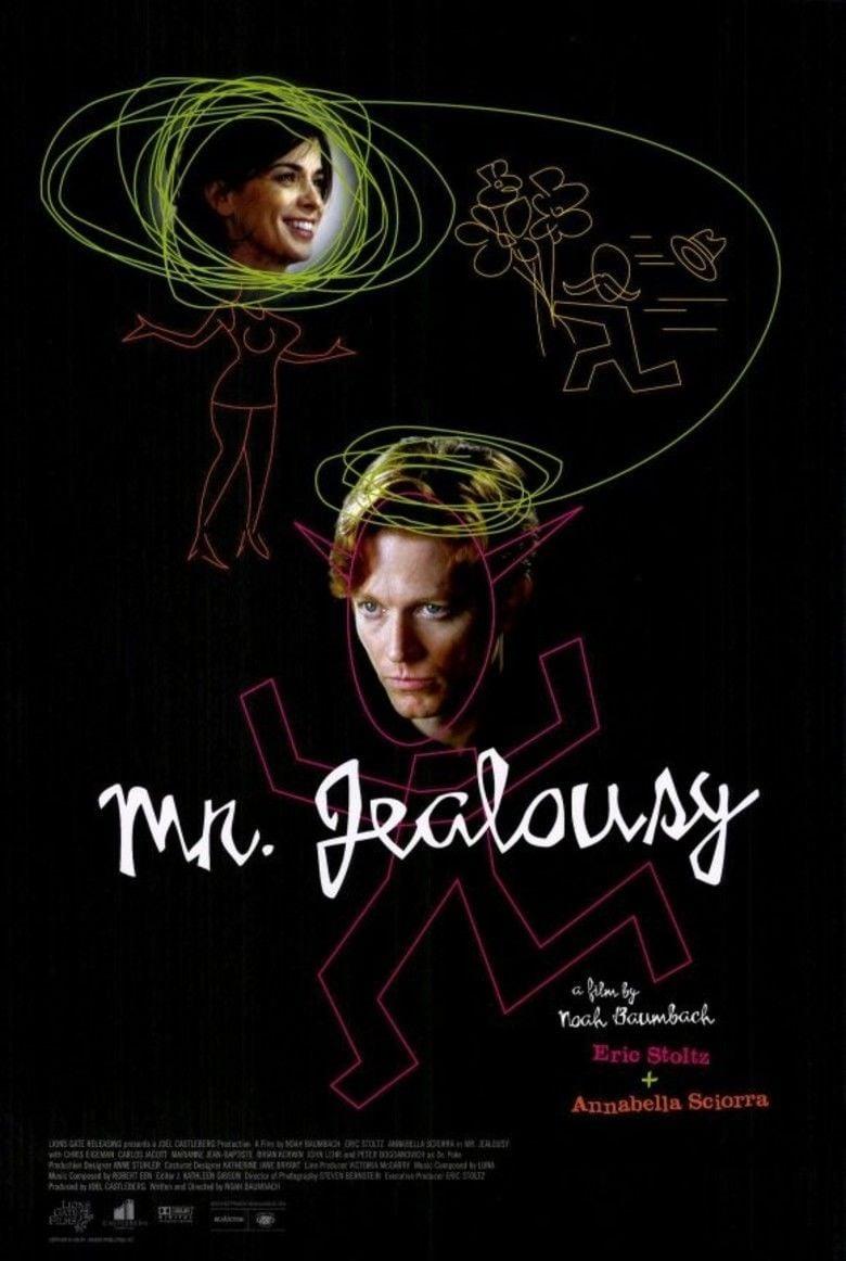 Mr Jealousy movie poster