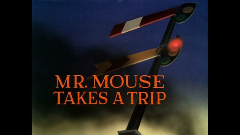 Mr Mouse Takes a Trip movie scenes