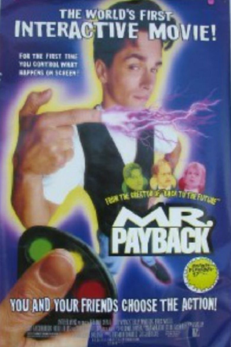 Mr Payback: An Interactive Movie movie poster