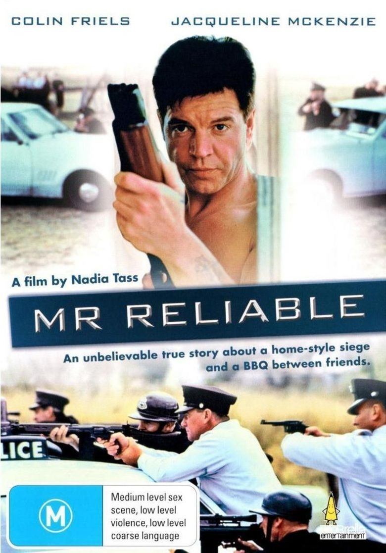 Mr Reliable movie poster