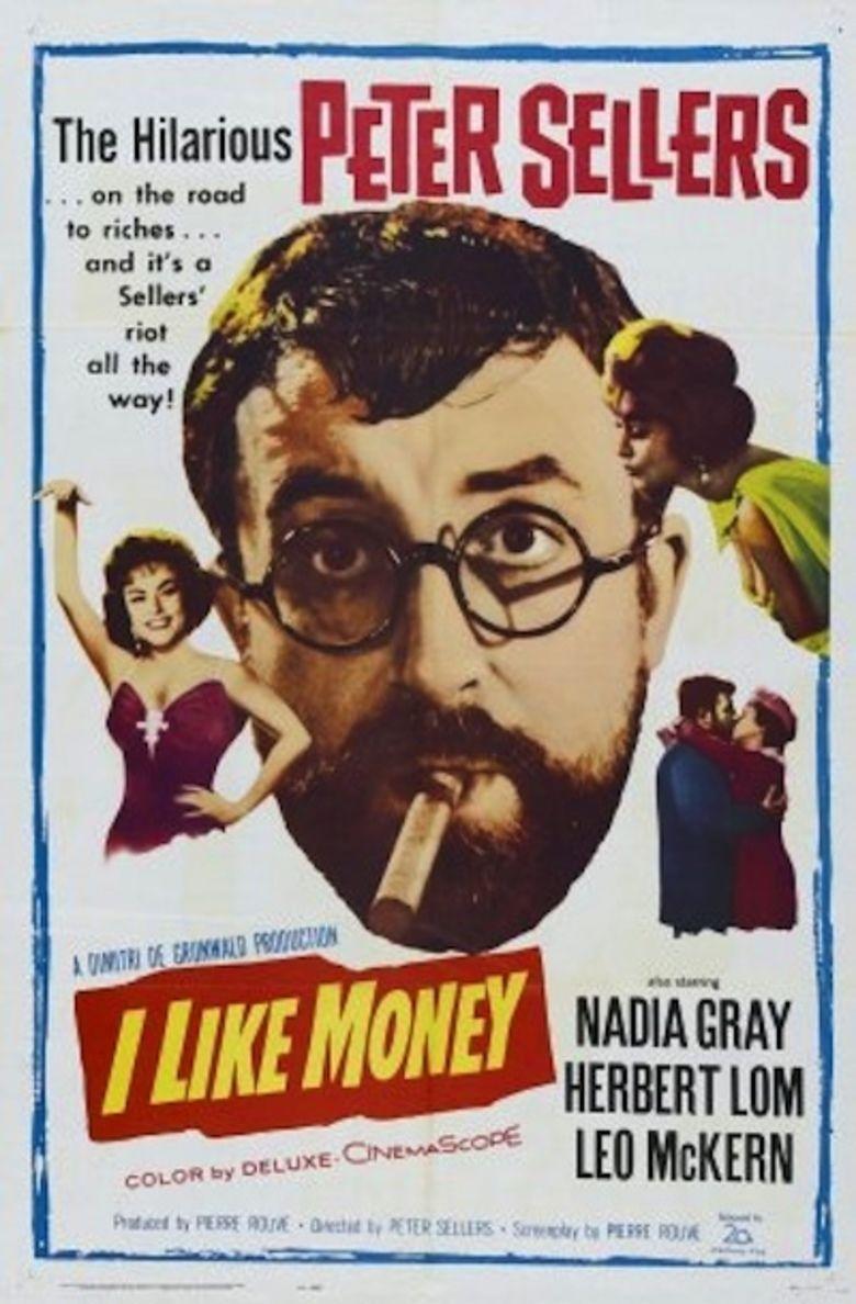 Mr Topaze movie poster
