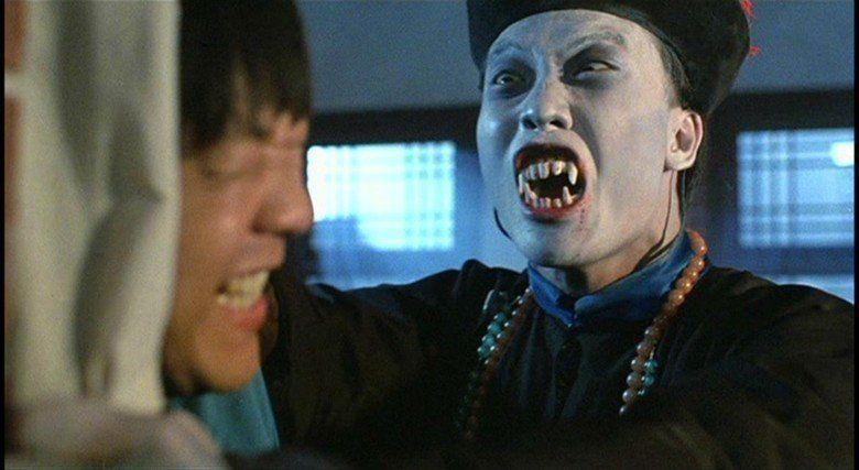 Mr Vampire movie scenes