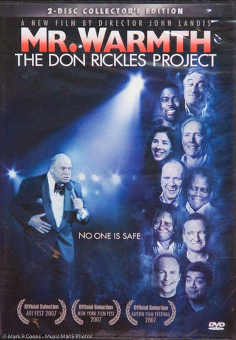 Mr Warmth: The Don Rickles Project movie poster
