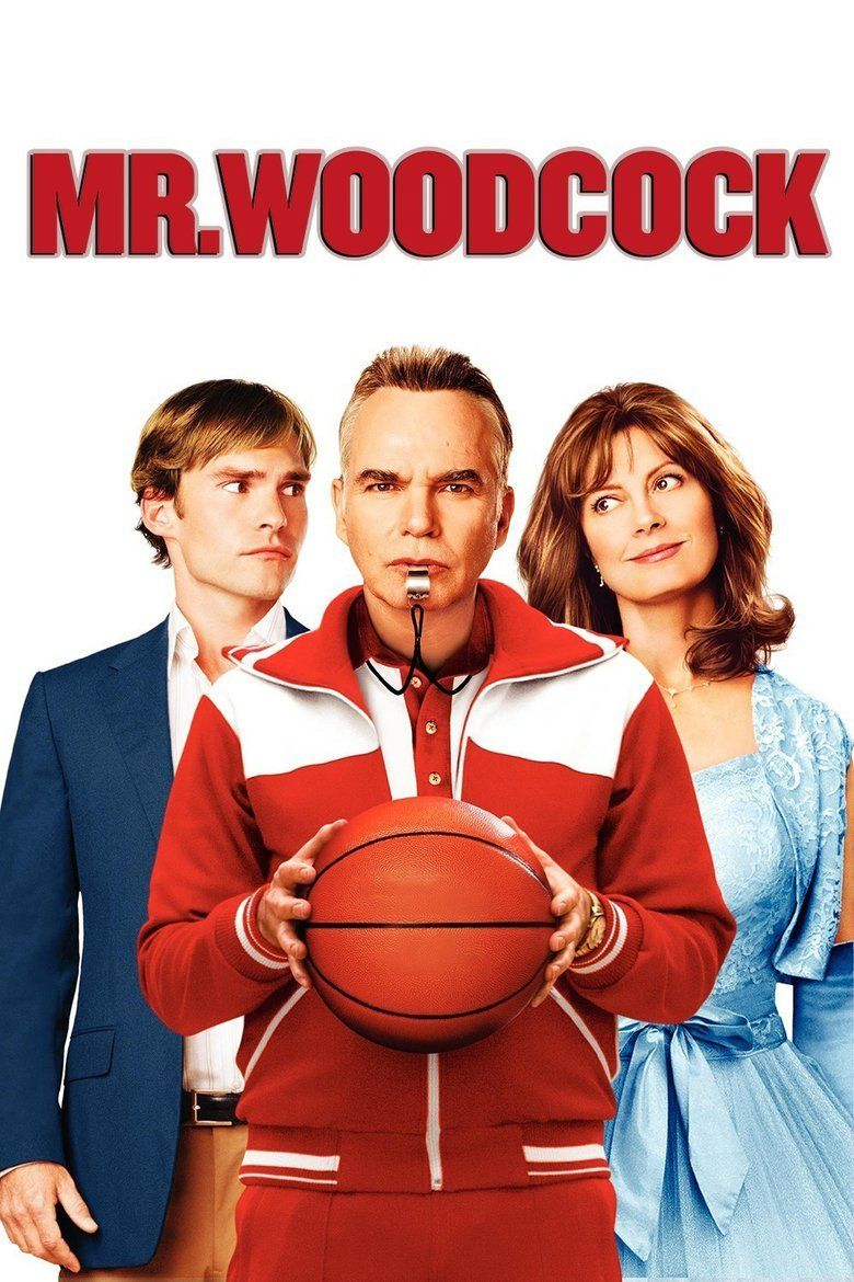 Mr Woodcock movie poster