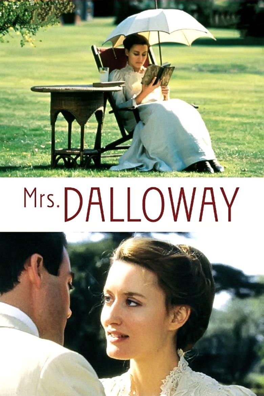 Mrs Dalloway (film) movie poster