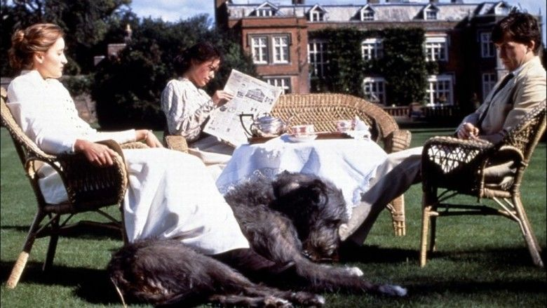 Mrs Dalloway (film) movie scenes