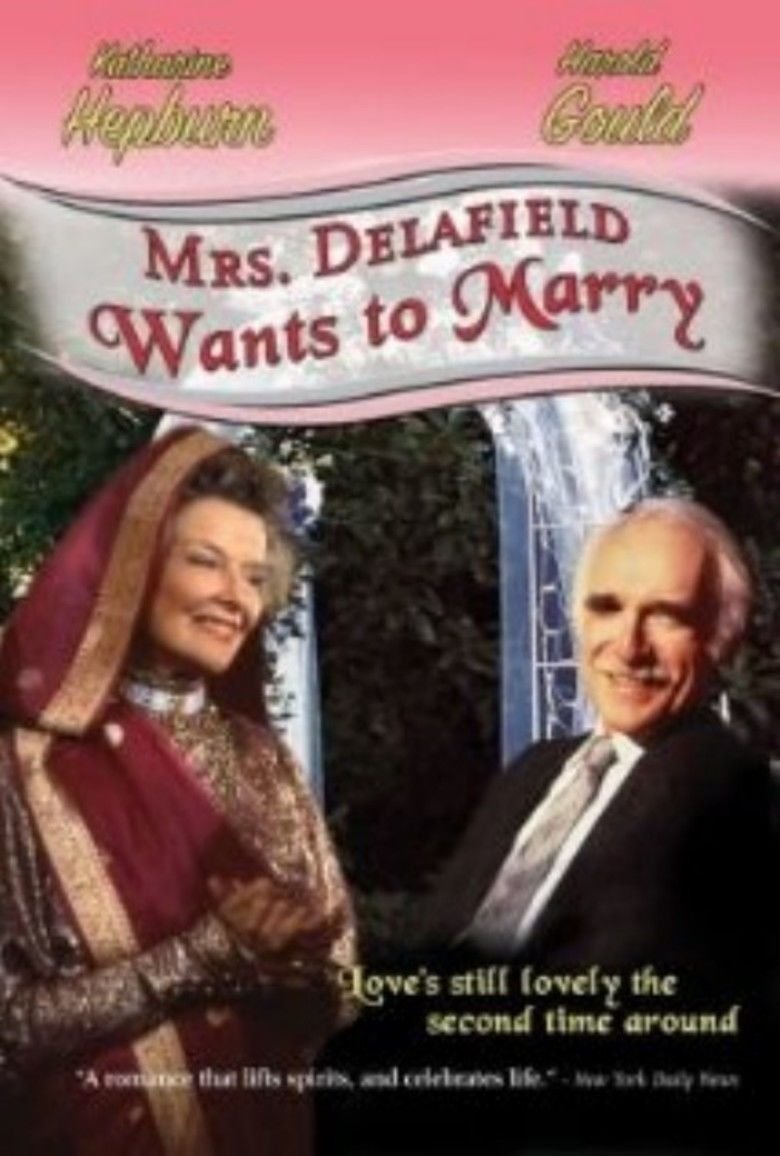 Mrs Delafield Wants to Marry movie poster