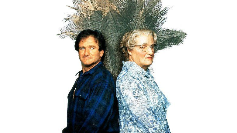 Mrs Doubtfire movie scenes