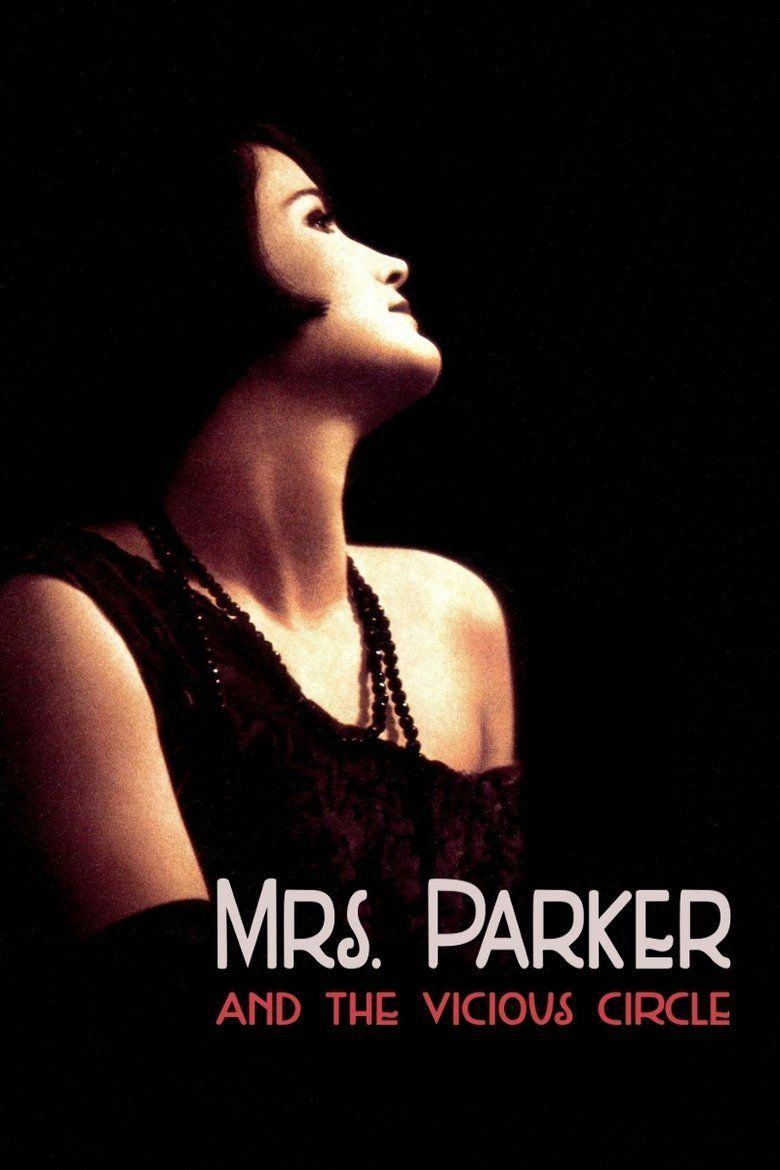 Mrs Parker and the Vicious Circle movie poster