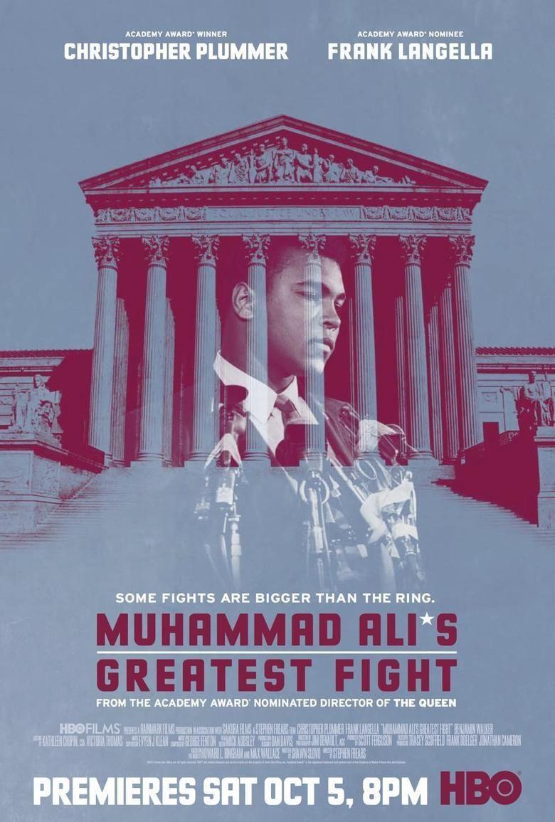 Muhammad Alis Greatest Fight movie poster