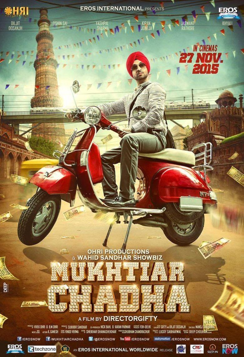 Mukhtiar Chadha movie poster