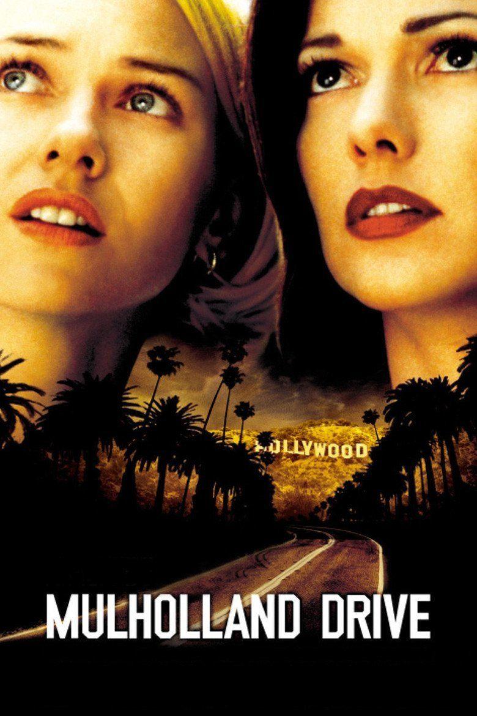 Mulholland Drive (film) movie poster