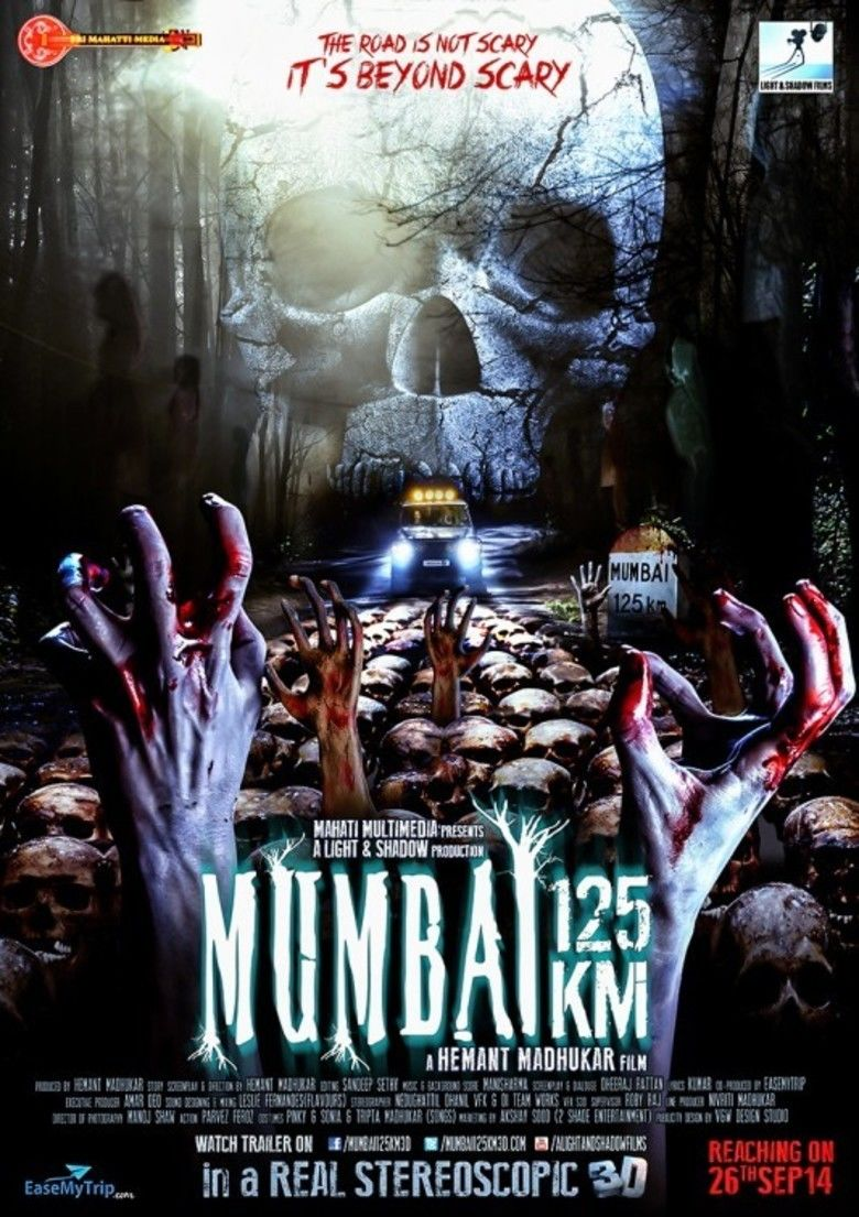 Mumbai 125 KM movie poster