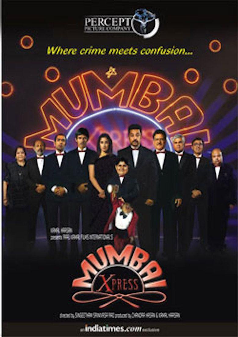 Mumbai Express movie poster