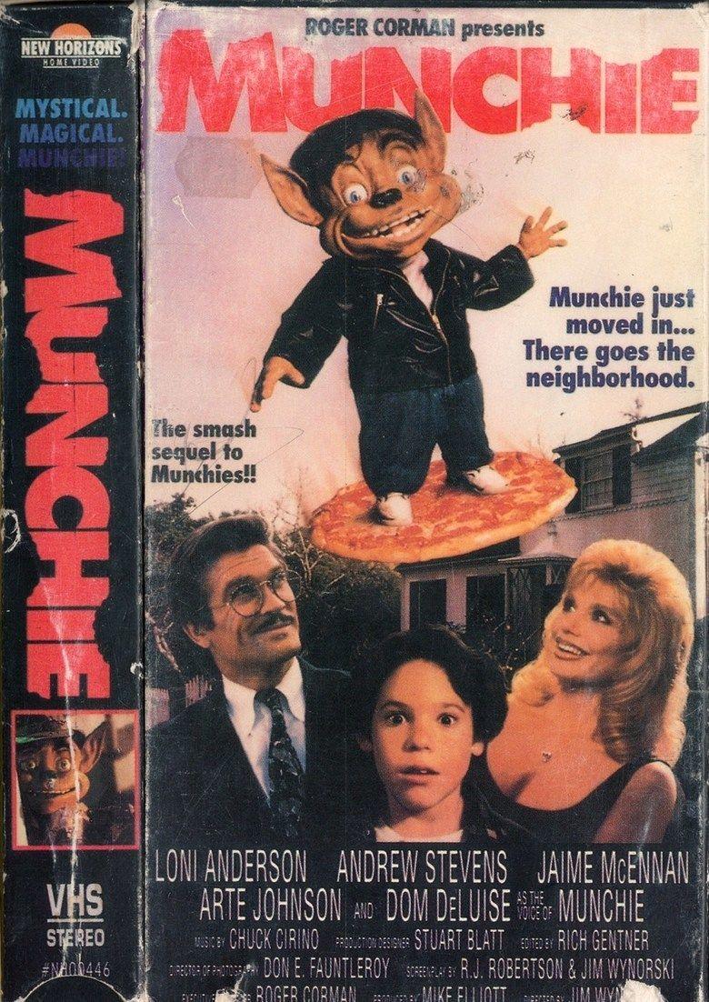 Munchie movie poster